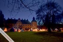 Schlossgarten Eringerfeld anlässlich des Spectaculums
