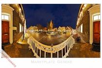 180°-Panorama am Geseker Marktplatz