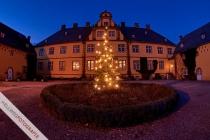 Schloss Eringerfeld in der Weihnachtszeit