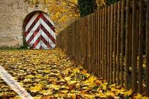 Herbststimmung am Torhaus