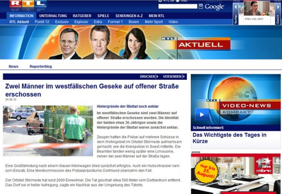 Screenshot (c) RTL / DPA