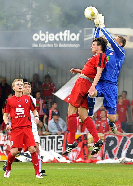 Krombacher Pokal 2011 – Halbfinale: SV Lippstadt 08 - RW Ahlen