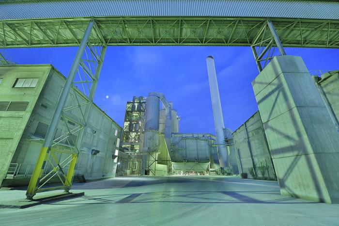 DRI (Heidelberg Cement, Milke-Werk, Geseke)