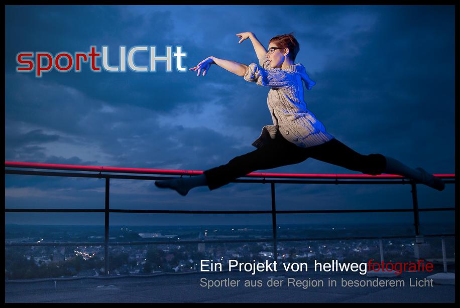 sportLICHt -  Ballett über den Dächern Erwittes