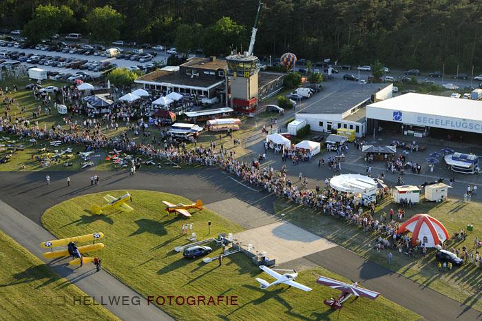 Flugplatzfest Oerlinghausen 2012