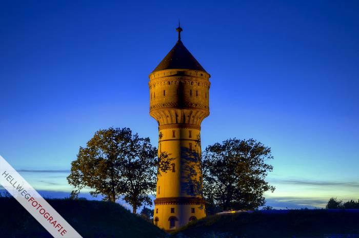 Impressionen vom Lippstädter Wasserturm