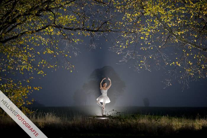 sportLICHt - Ballett auf der Bühne der Natur