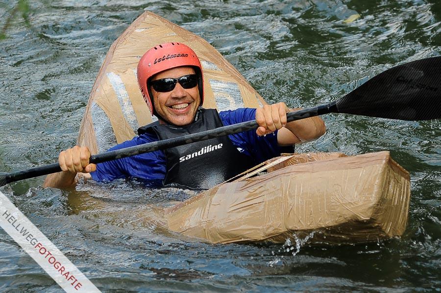 3. Lippstädter Pappbootrennen