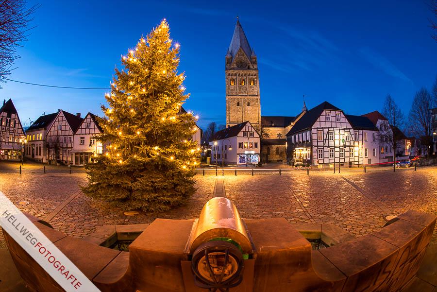 Weihnachtlicher Fotospaziergang in Erwitte