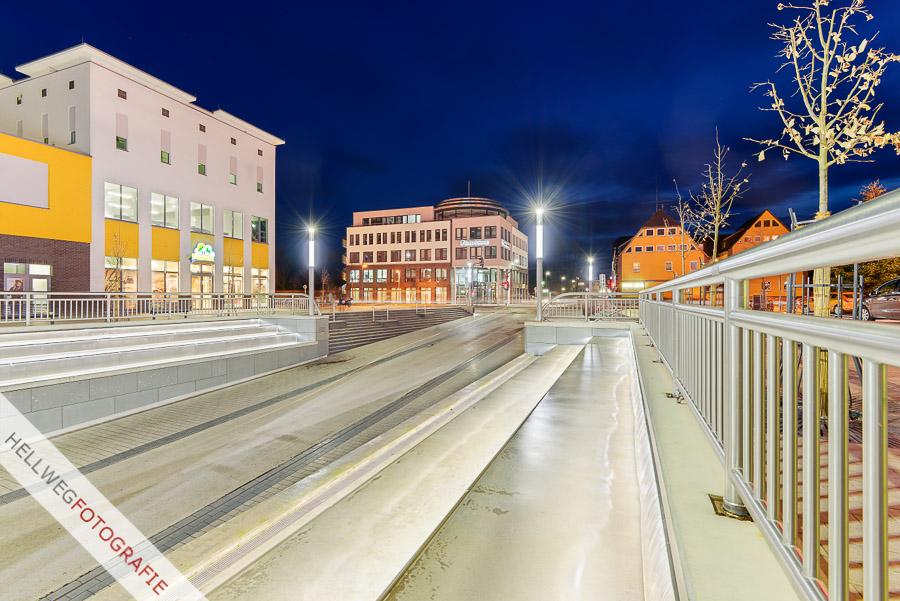 Neue Unterführung am Südertor in Lippstadt