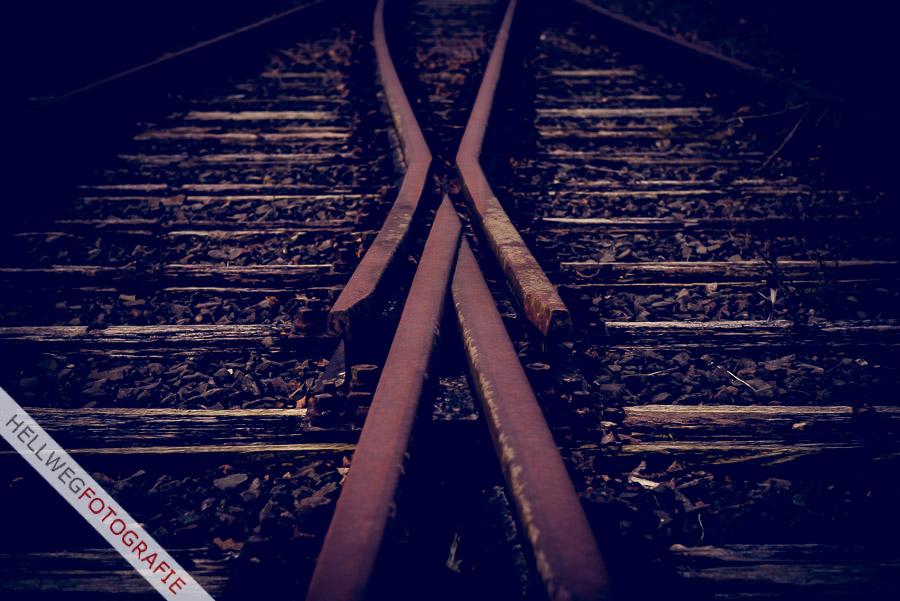 Kunst am Bahngleis der Zementwerke