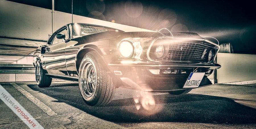 US-Cars :: fotografisches Neuland betreten