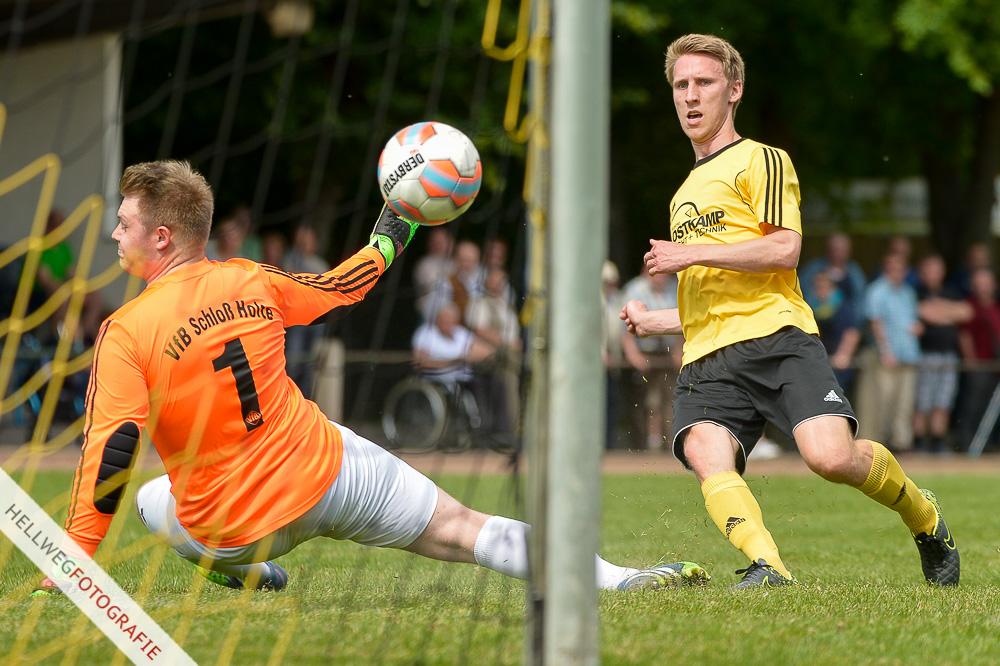 Landesligameister 2016 SuS Bad Westernkotten