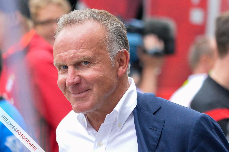FC Bayern München besucht Lippstadt