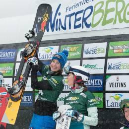 Siegerehrung Winterberg Damen